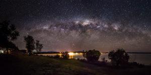 como fotografar estrelas e meteoros