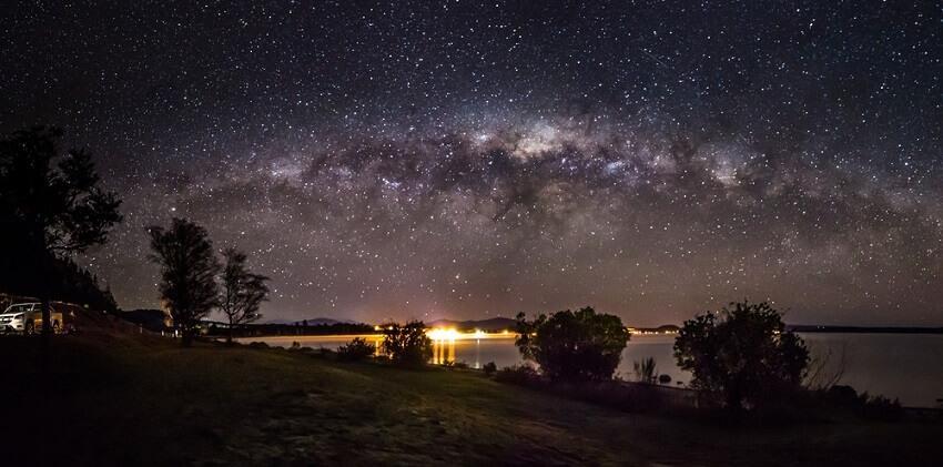 como fotografar estrelas