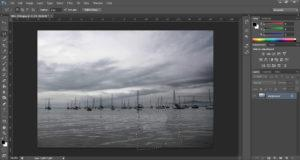 como remover objetos no photoshop 6