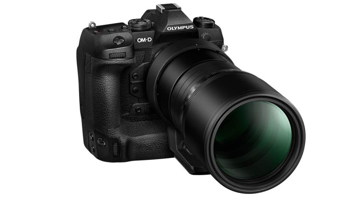 Olympus E-M1X: 60 FPS Shooting e 7,5 Stops de Estabilização