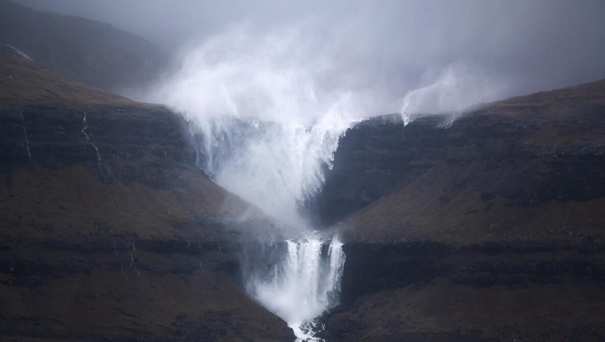 Um Dia Tempestuoso E Chuvoso Proporciona Algumas Das Minhas Fotos Favoritas
