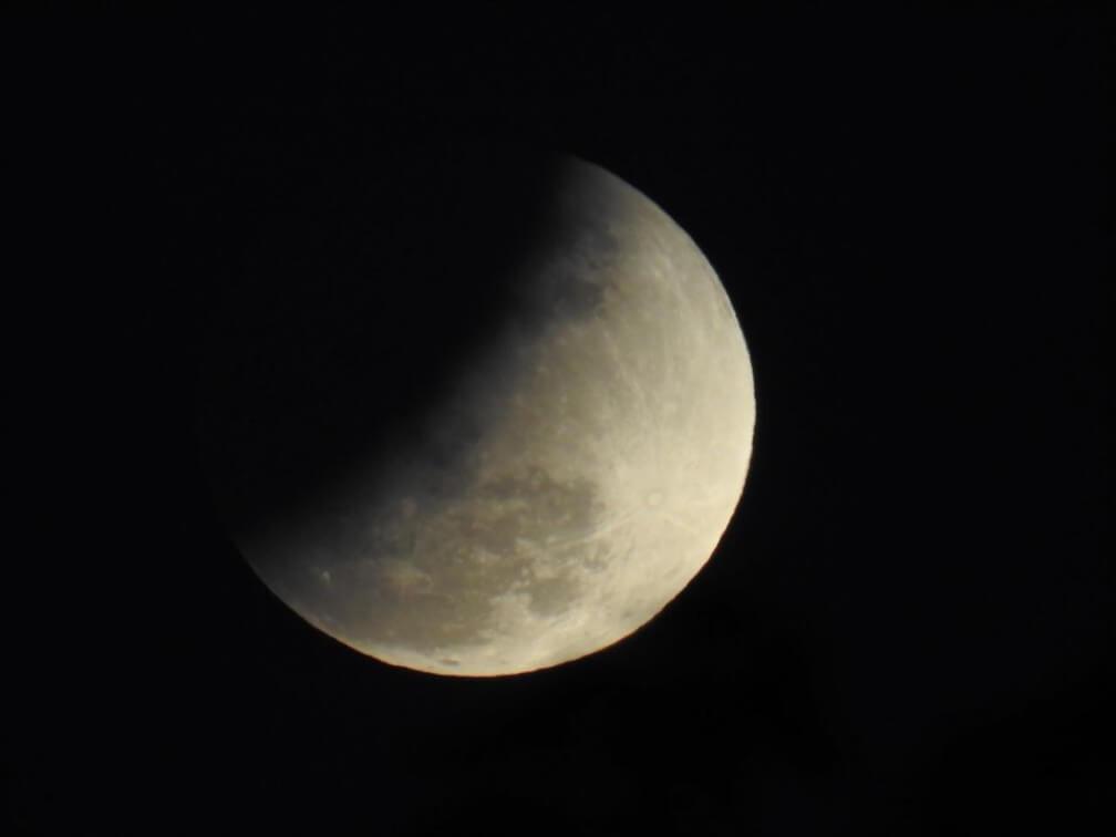 eclipse parcial da lua brasil 16 07 1