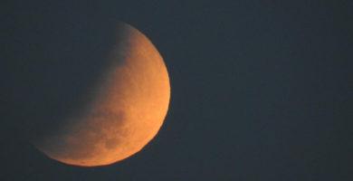 eclipse parcial da lua brasil 16 07 2 1