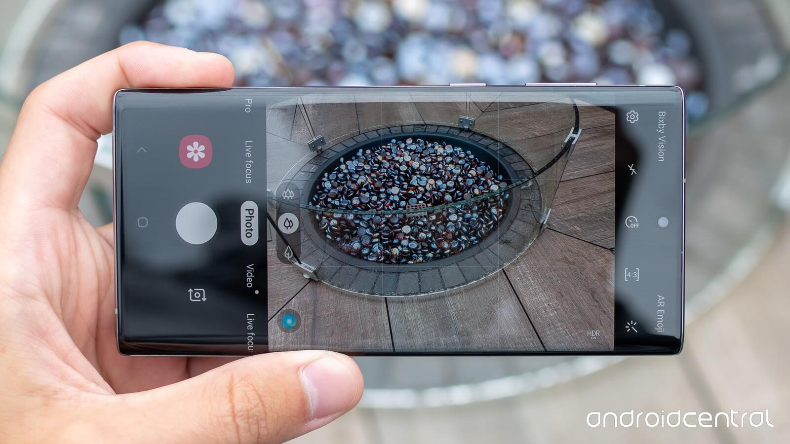 Dicas E Truques De Fotografia Do Galaxy Note 10