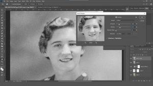 como restaurar fotos antiga 1